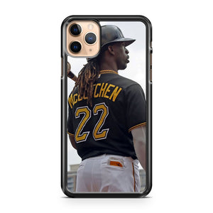 ANDREW MCCUTCHEN PITTSBURGH PIRATES iPhone 11 Pro Max Case Cover | CaseSupplyUSA
