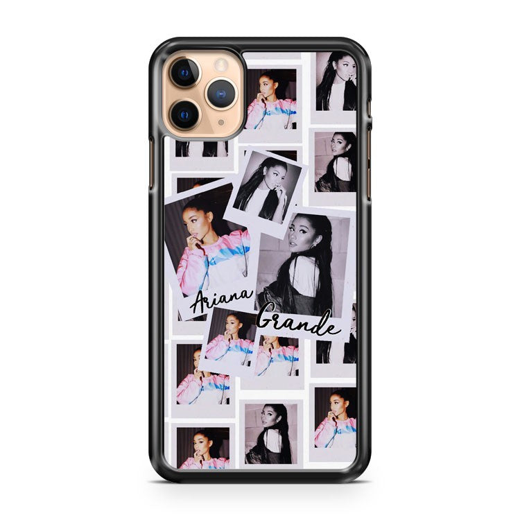 Ariana Grande Photo Collages iPhone 11 Pro Max Case Cover | CaseSupplyUSA