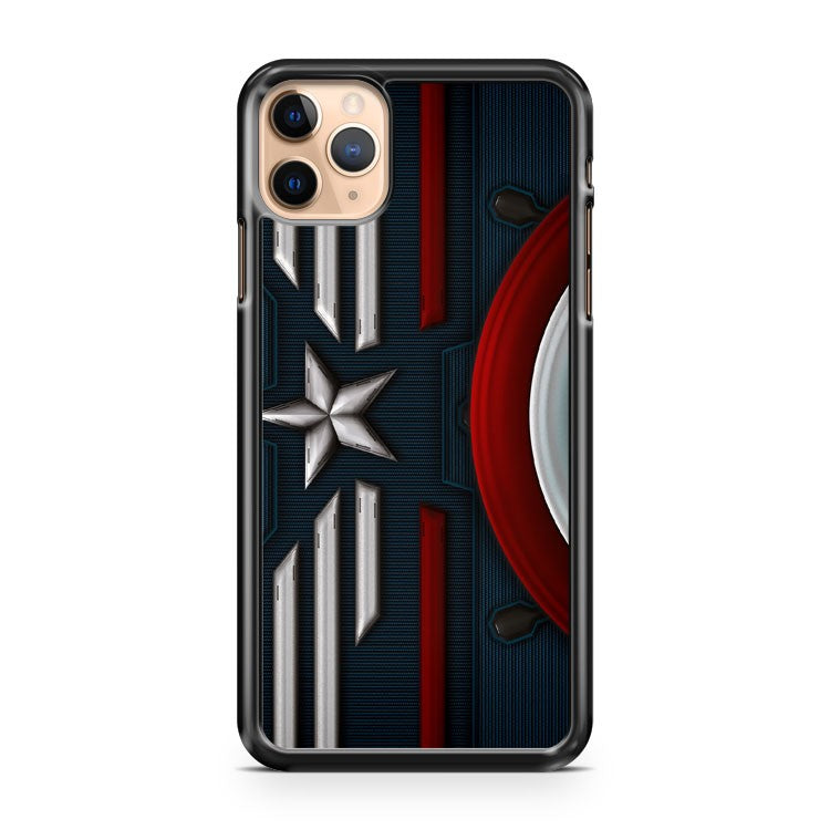 Captain America Winter Soldier iPhone 11 Pro Max Case Cover | CaseSupplyUSA