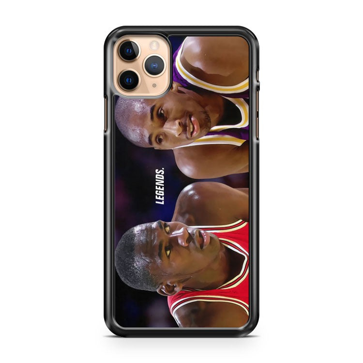 MICHAEL JORDAN KOBE BRYANT iPhone 11 Pro Max Case Cover