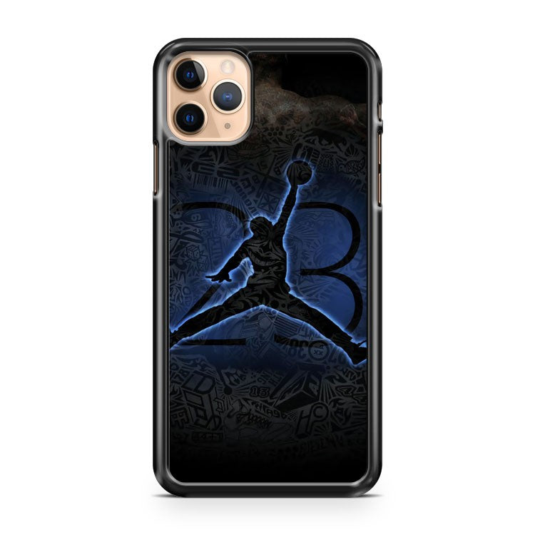 Michael Jordan Logo iPhone 11 Pro Max Case Cover