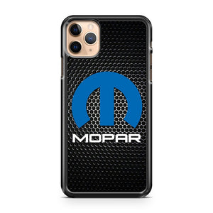 Mopar Logo Dodge Hemi Jeep Ram Challenger Charger Racing iPhone 11 Pro Max Case Cover