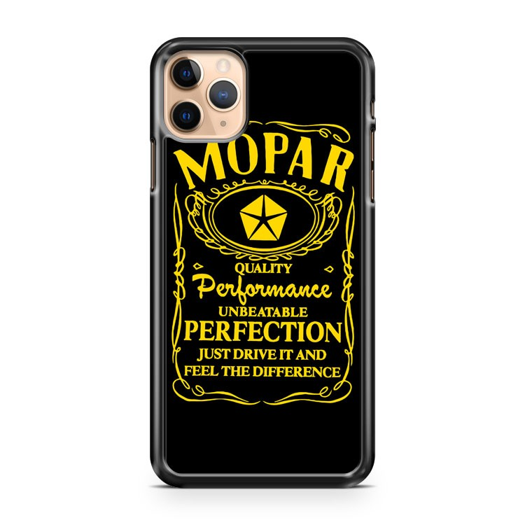 Mopar Quality Performance iPhone 11 Pro Max Case Cover