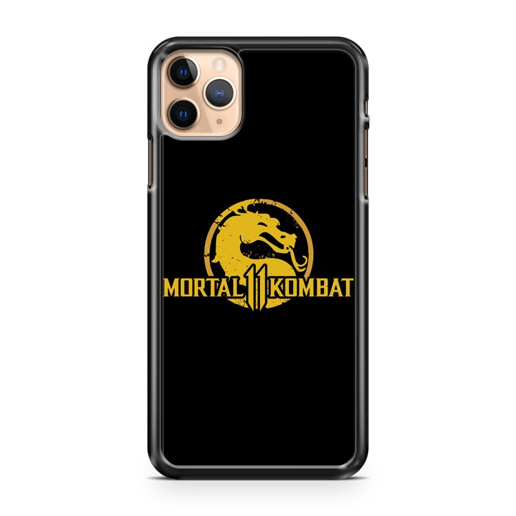 Mortal Kombat 11 Rare With Dragon iPhone 11 Pro Max Case Cover
