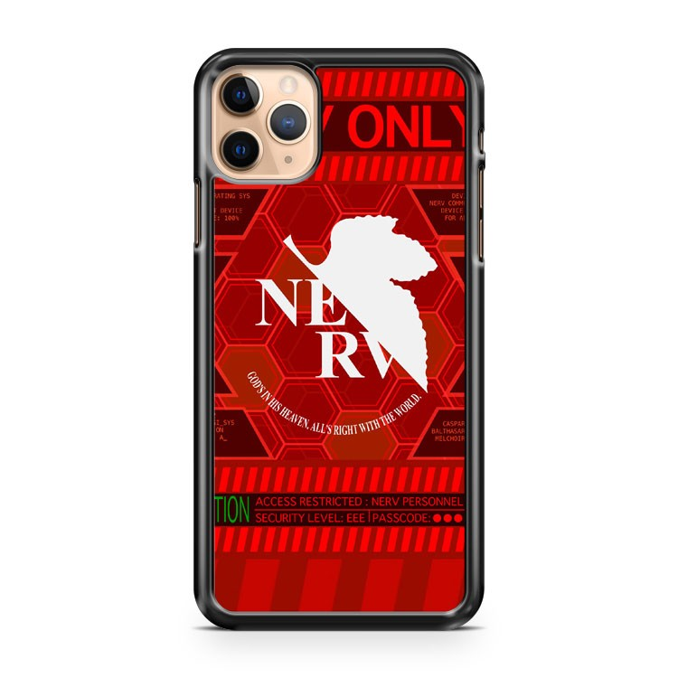 Neon Genesis Evangelion 3 iPhone 11 Pro Max Case Cover