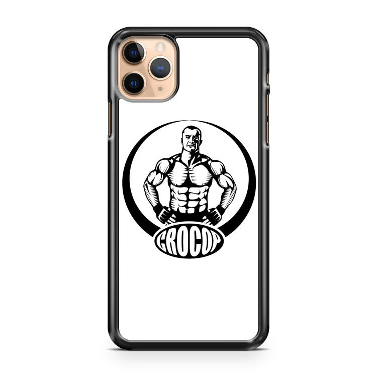 New Croatian MMA Fighter Pride Fc Mirko  iPhone 11 Pro Max Case Cover