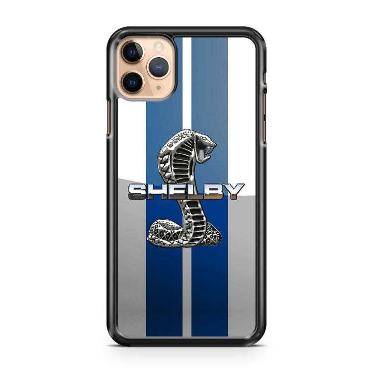 Shelby Cobra 3D Badge iPhone 11 Pro Max Case Cover