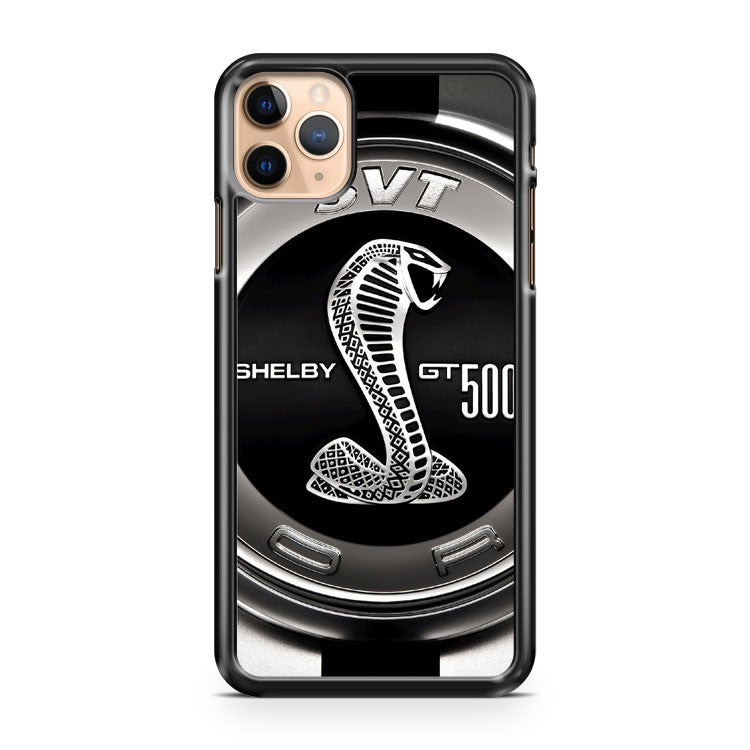Shelby Cobra Logo iPhone 11 Pro Max Case Cover