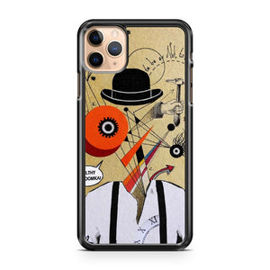 A Clockwork Orange Minimalist iPhone 11 Pro Max Case Cover | CaseSupplyUSA