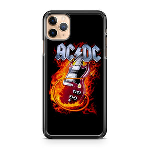 ACDC Music iPhone 11 Pro Max Case Cover | CaseSupplyUSA