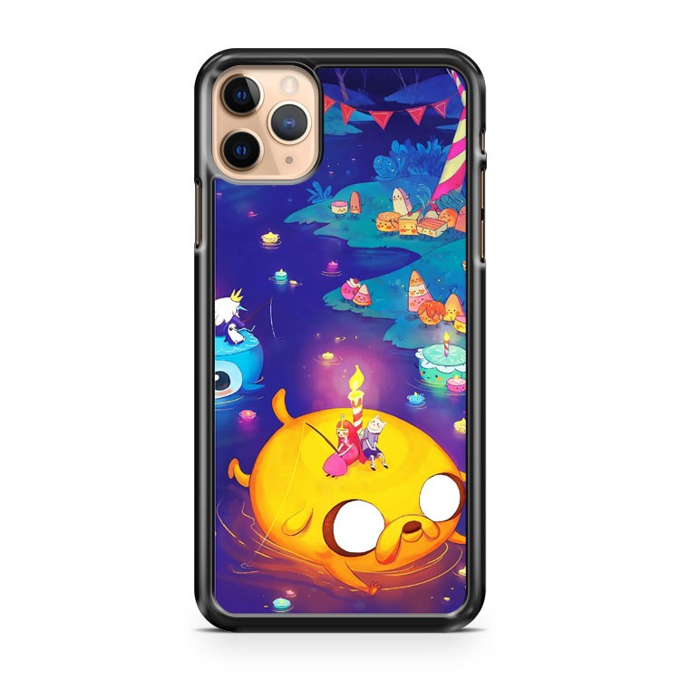 Adventure Time Fishing iPhone 11 Pro Max Case Cover | CaseSupplyUSA
