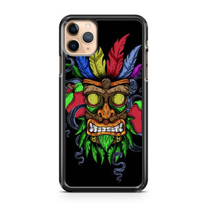 Aku Aku Mask Crash Bandicoot iPhone 11 Pro Max Case Cover | CaseSupplyUSA