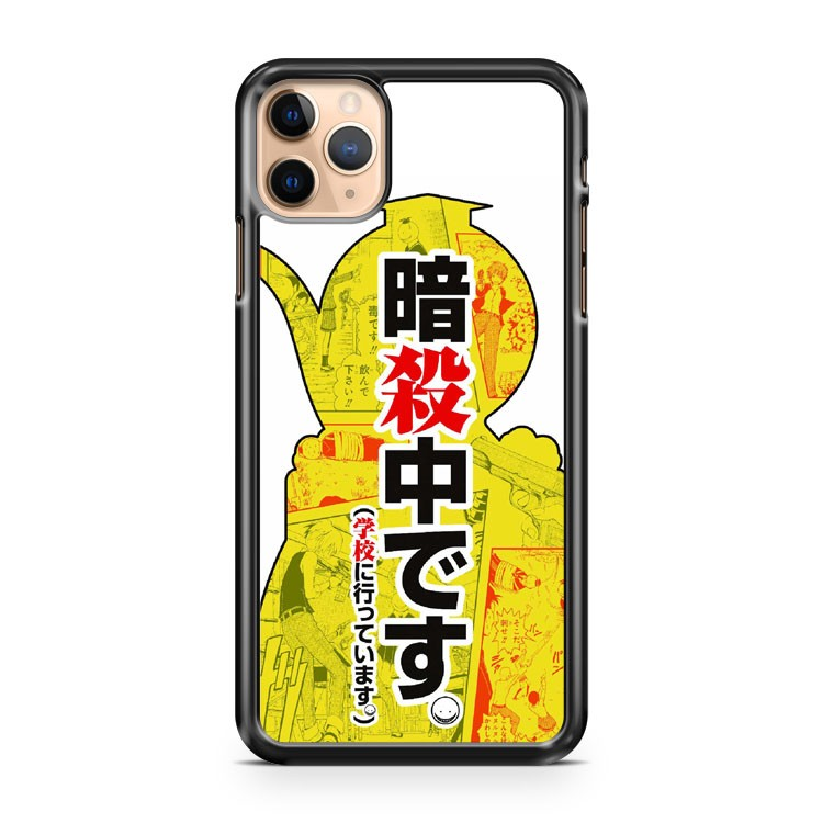 Anime Assassination Classroom iPhone 11 Pro Max Case Cover | CaseSupplyUSA