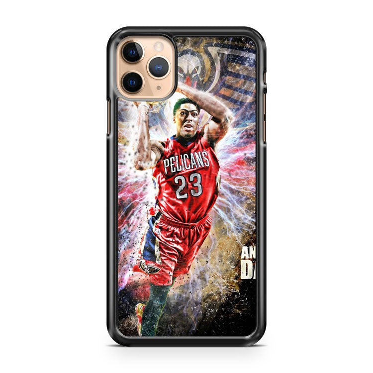 Anthony Davis Pelicans iPhone 11 Pro Max Case Cover | CaseSupplyUSA