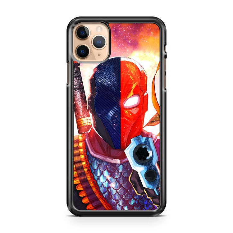 Arkham Origins Deathstroke iPhone 11 Pro Max Case Cover | CaseSupplyUSA