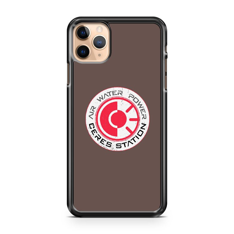 Ceres Station Air Water Power iPhone 11 Pro Max Case Cover | CaseSupplyUSA