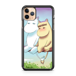 Moomin And Snorkmaiden iPhone 11 Pro Max Case Cover