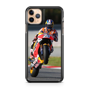 Moto GP Dani Pedrosa iPhone 11 Pro Max Case Cover