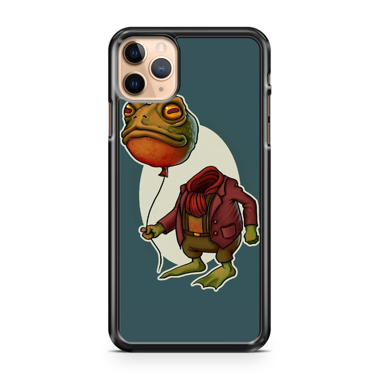 Mr Toadalloon iPhone 11 Pro Max Case Cover