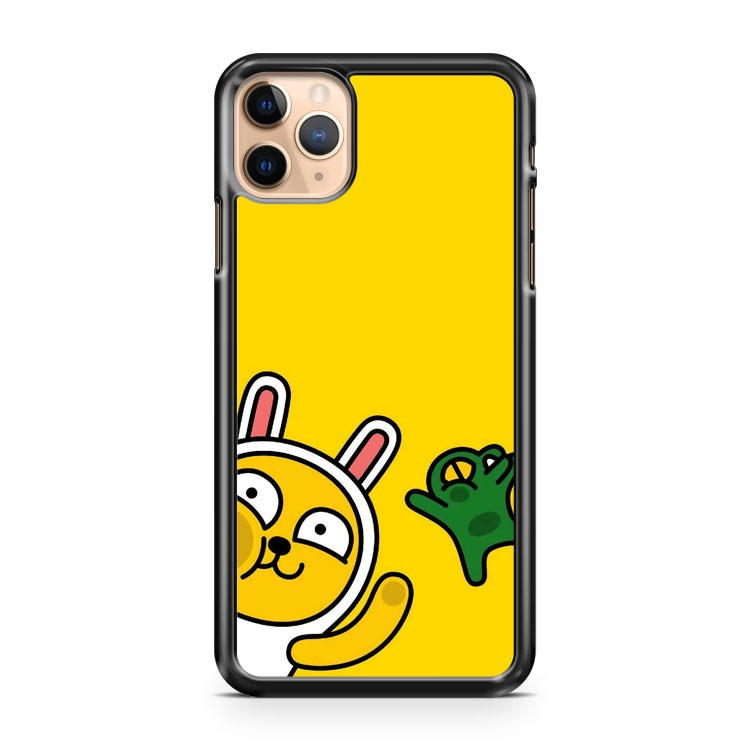 Muzi And Con Kakao Friends iPhone 11 Pro Max Case Cover