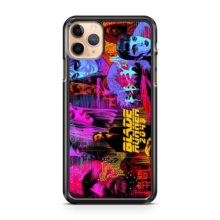 Neat Poster Blade Runner 2049 iPhone 11 Pro Max Case Cover