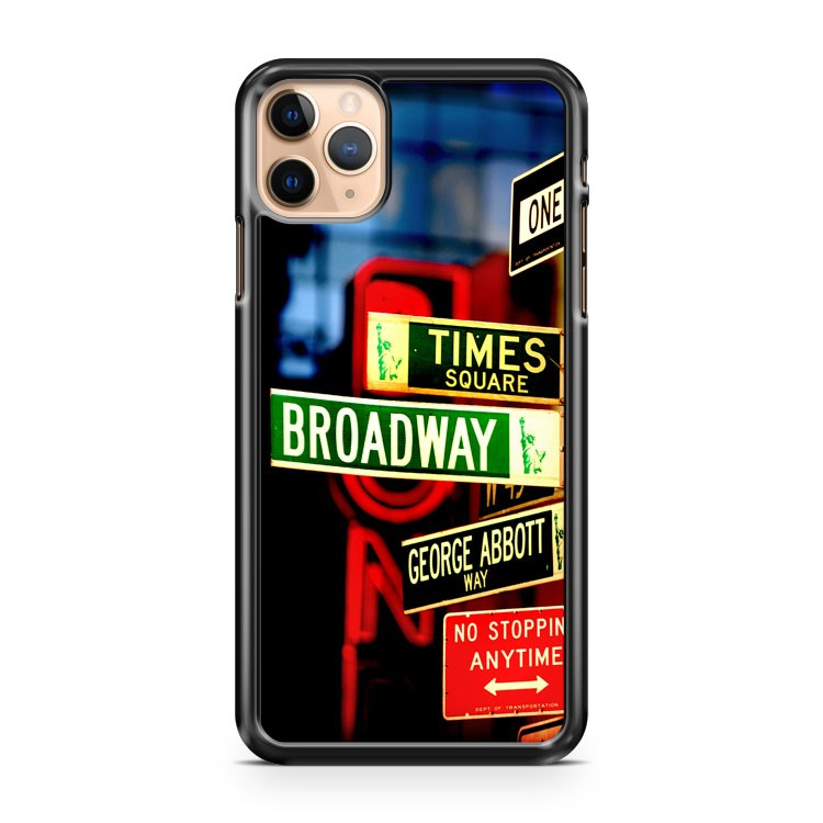 New York State Of Mind iPhone 11 Pro Max Case Cover