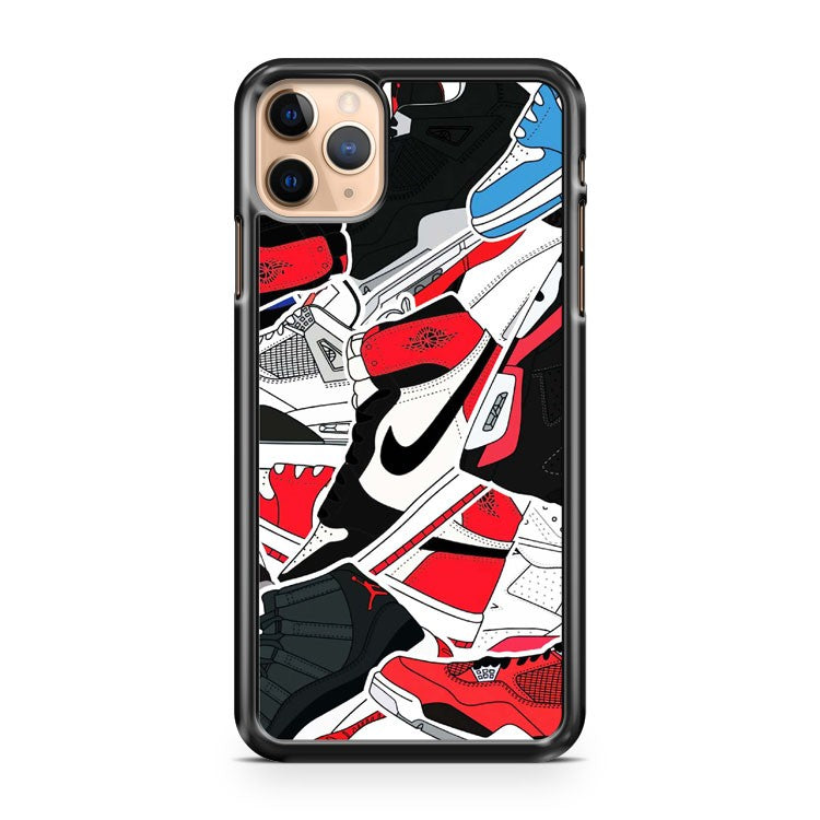 Nike Sneakers iPhone 11 Pro Max Case Cover
