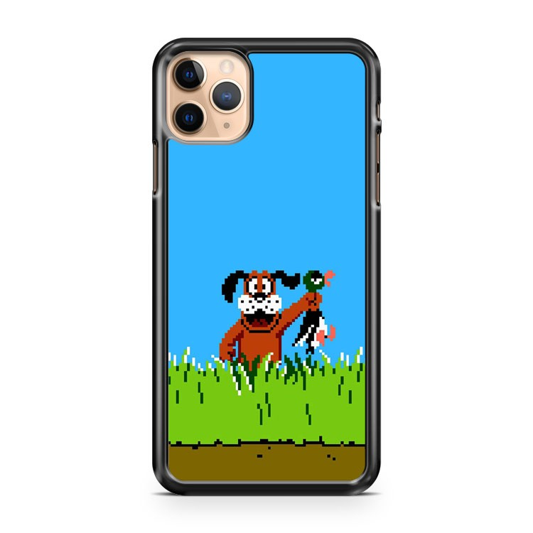 Nintendo Duck Hunt iPhone 11 Pro Max Case Cover