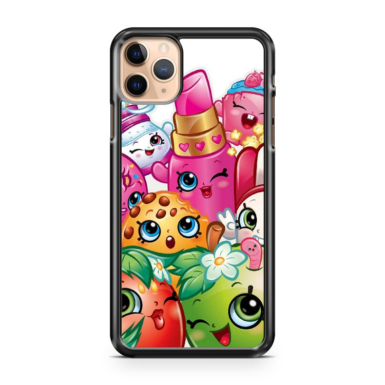 Shopkins Party Posters iPhone 11 Pro Max Case Cover