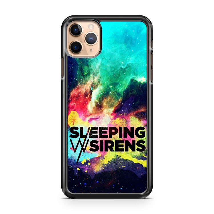 Sleeping With Sirens Galaxy iPhone 11 Pro Max Case Cover