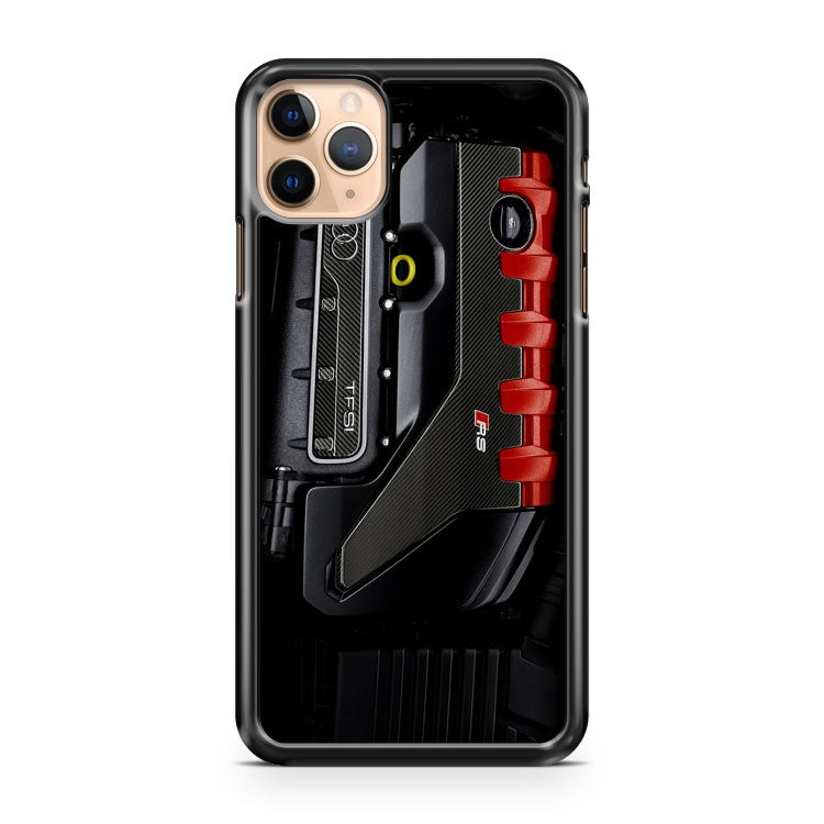 2017 Engine V8 TFSI RS Audi iPhone 11 Pro Max Case Cover | CaseSupplyUSA