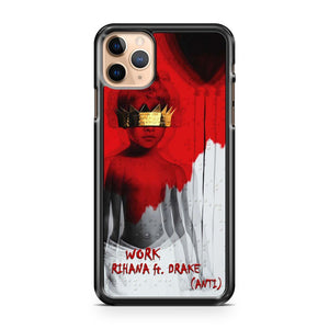 Anti By Rihanna f Drake iPhone 11 Pro Max Case Cover | CaseSupplyUSA