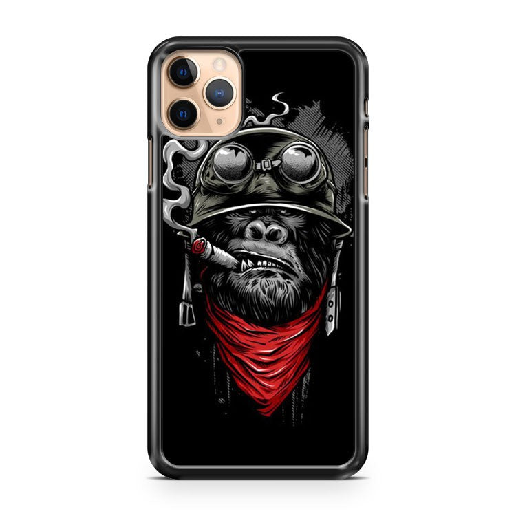 Ape Of Duty art iPhone 11 Pro Max Case Cover | CaseSupplyUSA