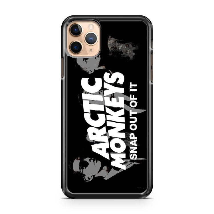 Arctic Monkeys Music Indie iPhone 11 Pro Max Case Cover | CaseSupplyUSA
