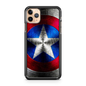 Captain America Marvel Hero Shield 3 iPhone 11 Pro Max Case Cover | CaseSupplyUSA