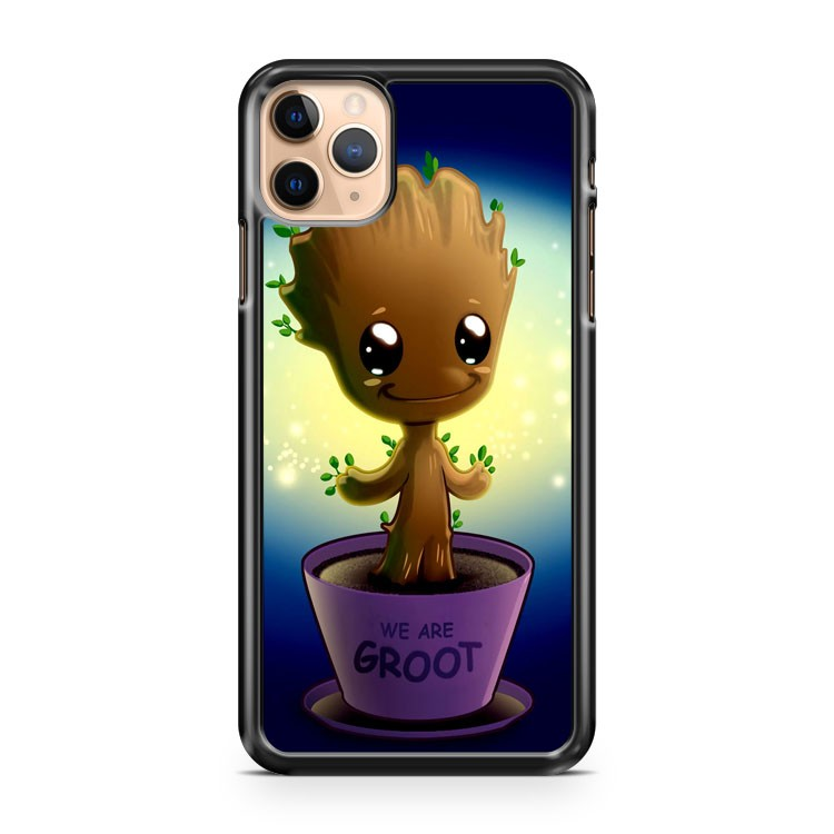 CARTOON BABY GROOT iPhone 11 Pro Max Case Cover | CaseSupplyUSA