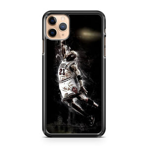 MICHAEL JORDAN 23 JUMPMAN iPhone 11 Pro Max Case Cover