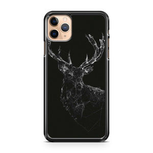 Minimalist animal deer iPhone 11 Pro Max Case Cover