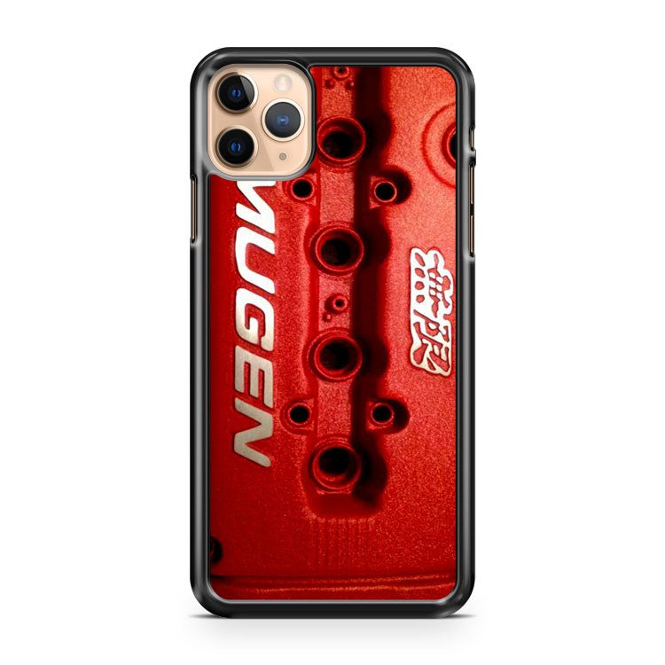 Mugen Valve Cover Honda RED iPhone 11 Pro Max Case Cover
