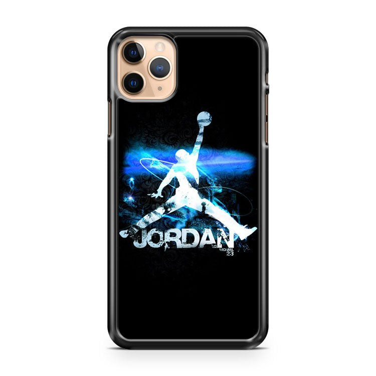 NBA Michael Jordan Chicago Bull art iPhone 11 Pro Max Case Cover