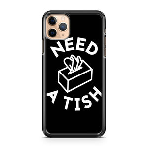 Need A Tish Black Dolan Twins Ethan and Grayson iPhone 11 Pro Max Case Cover