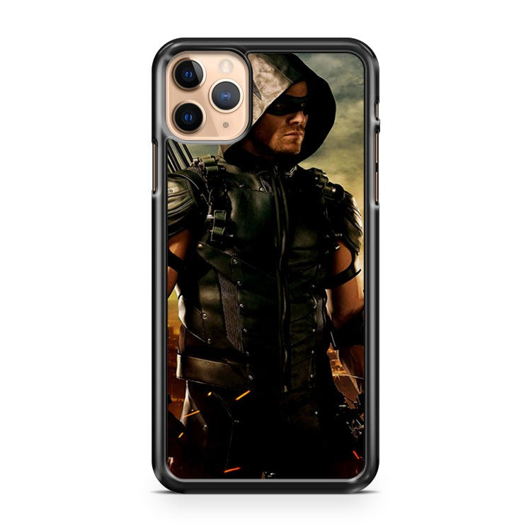 New Green Arrow iPhone 11 Pro Max Case Cover