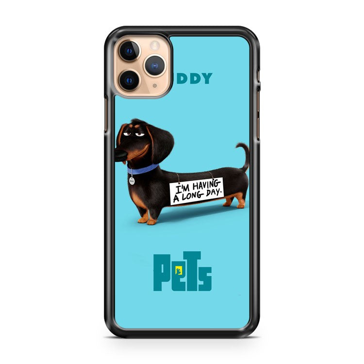 Sausage Dog iPhone 11 Pro Max Case Cover