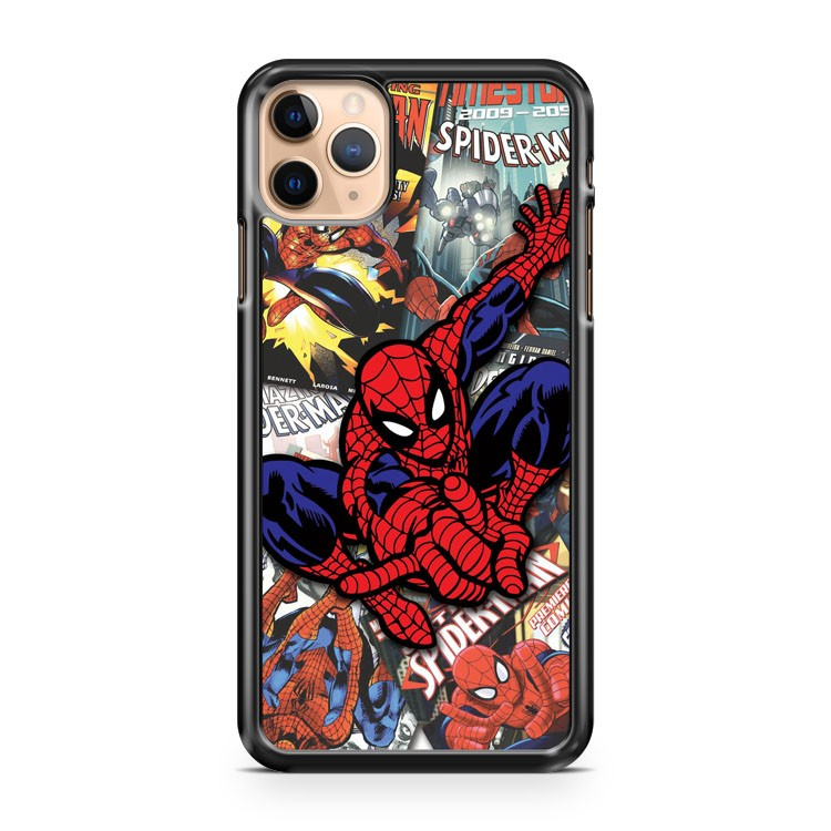 Anymode Marvel Comics Spiderman 3 iPhone 11 Pro Max Case Cover | CaseSupplyUSA