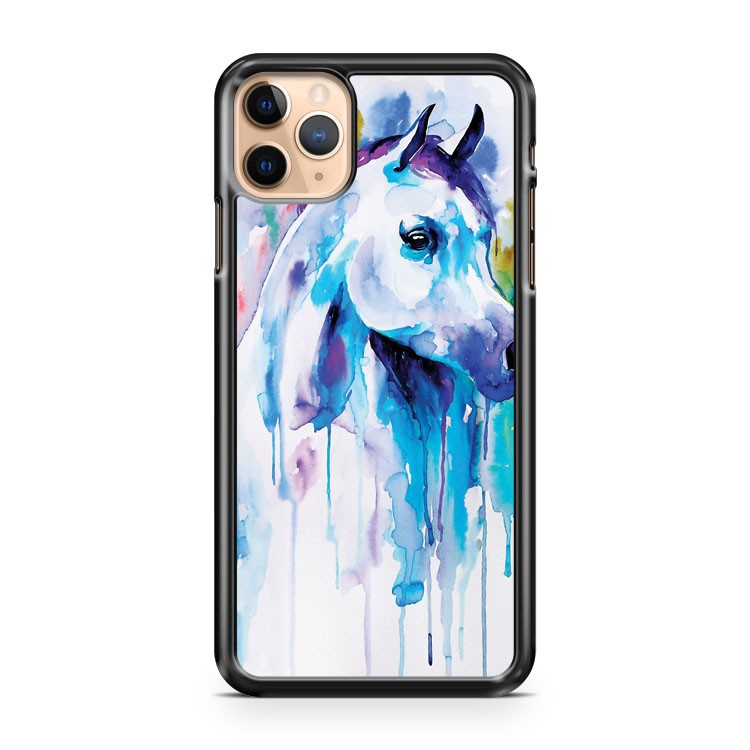 Arabian Horse Art 2 iPhone 11 Pro Max Case Cover | CaseSupplyUSA