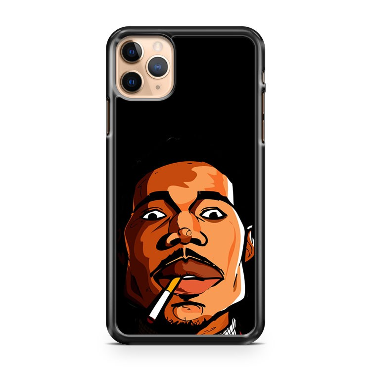 Chance The Rapper 3 iPhone 11 Pro Max Case Cover | CaseSupplyUSA