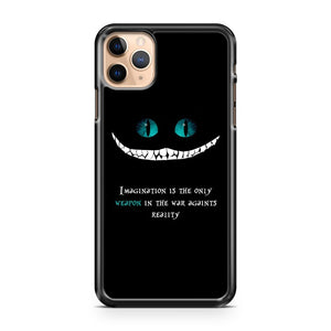 Cheshire Cat Quotes 3 iPhone 11 Pro Max Case Cover | CaseSupplyUSA