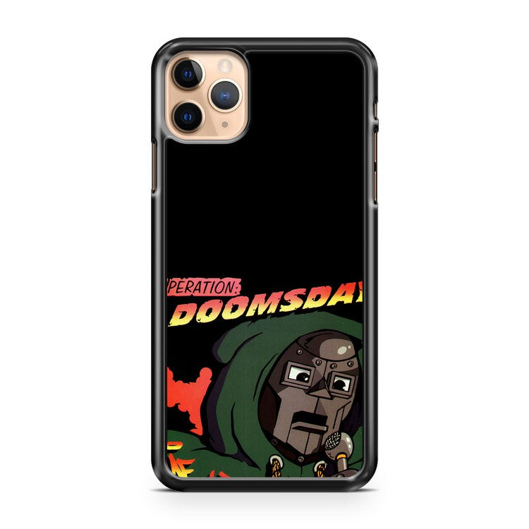 mf doom operation doomsday iPhone 11 Pro Max Case Cover