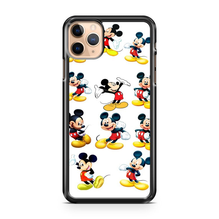 MICKEY MOUSE 2 iPhone 11 Pro Max Case Cover