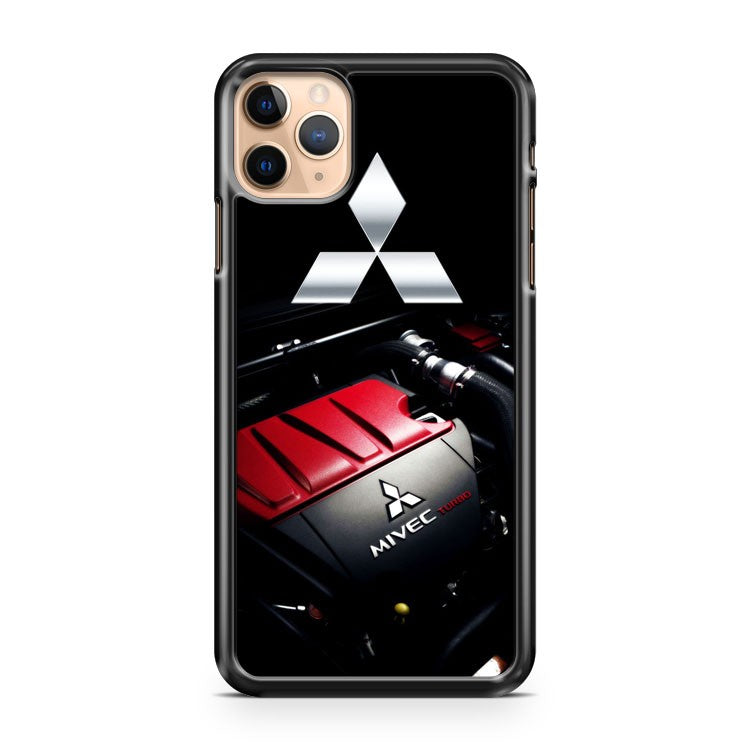 Mitsubishi Lancer Evo X Mivec Turbo 2 iPhone 11 Pro Max Case Cover